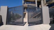 swing gates, распашные ворота, распашные ворота с электроприводом