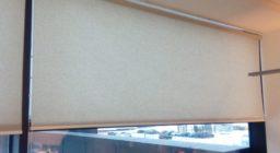рулонная штора для офиса