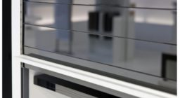 мебельные жалюзи RAUVOLET VETRO-LINE