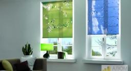 Рулонные шторы с фотопечатью — яркий штрих в интерьере