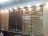 деревянные жалюзи для кабинетов