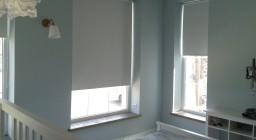 Рулонные шторы для загородного дома