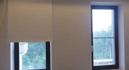Рулонные шторы с электроприводом для системы «Умный дом»