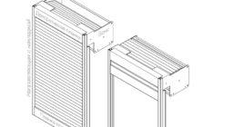 Мебельные жалюзи BOX + Направляющие Top