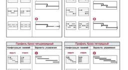 Спецификации на японские шторы