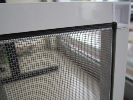Алюминиевые москитные сетки
