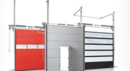 Автоматические промышленные ворота