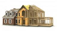 Этапы строительства фасада здания