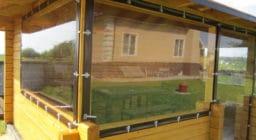 Гибкие мягкие окна ПВХ