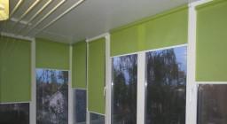 Готовые рулонные шторы