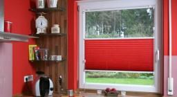 готовые шторы плиссе