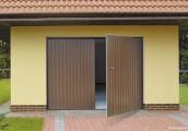 распашные ворота, гаражные ворота, стандартные гаражные ворота, Hinged garage doors