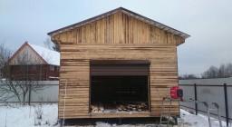 роллетные ворота для частного гаража