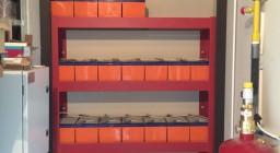 автоматические роллетные решетки