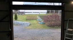 роллетные ворота с аварийным подъемом