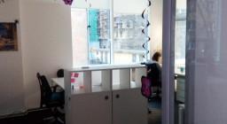 Рулонные шторы для офисов