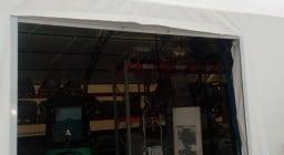 роллетные ворота для склада