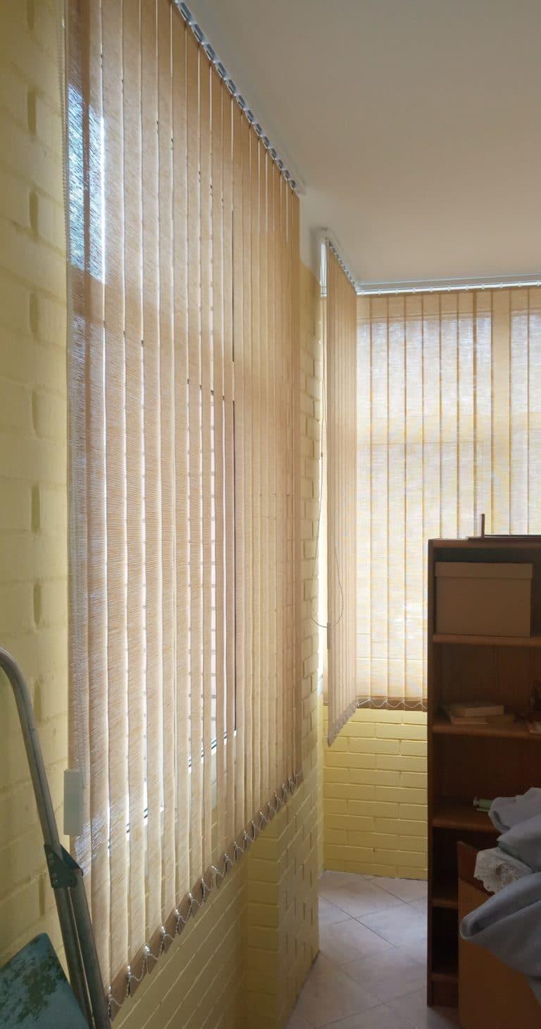 вертикальные жалюзи для квартиры