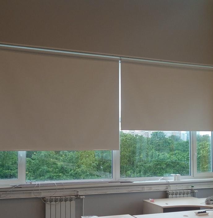 рулонные шторы светонепроницаемые блэкаут