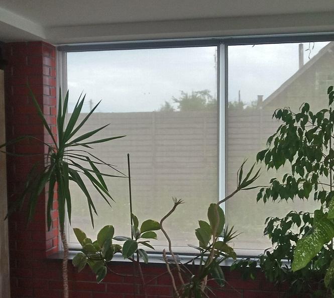 Рулонные шторы от солнца