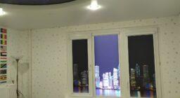 Рулонные шторы Ночной город