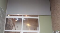 Моторизированные рулонные шторы