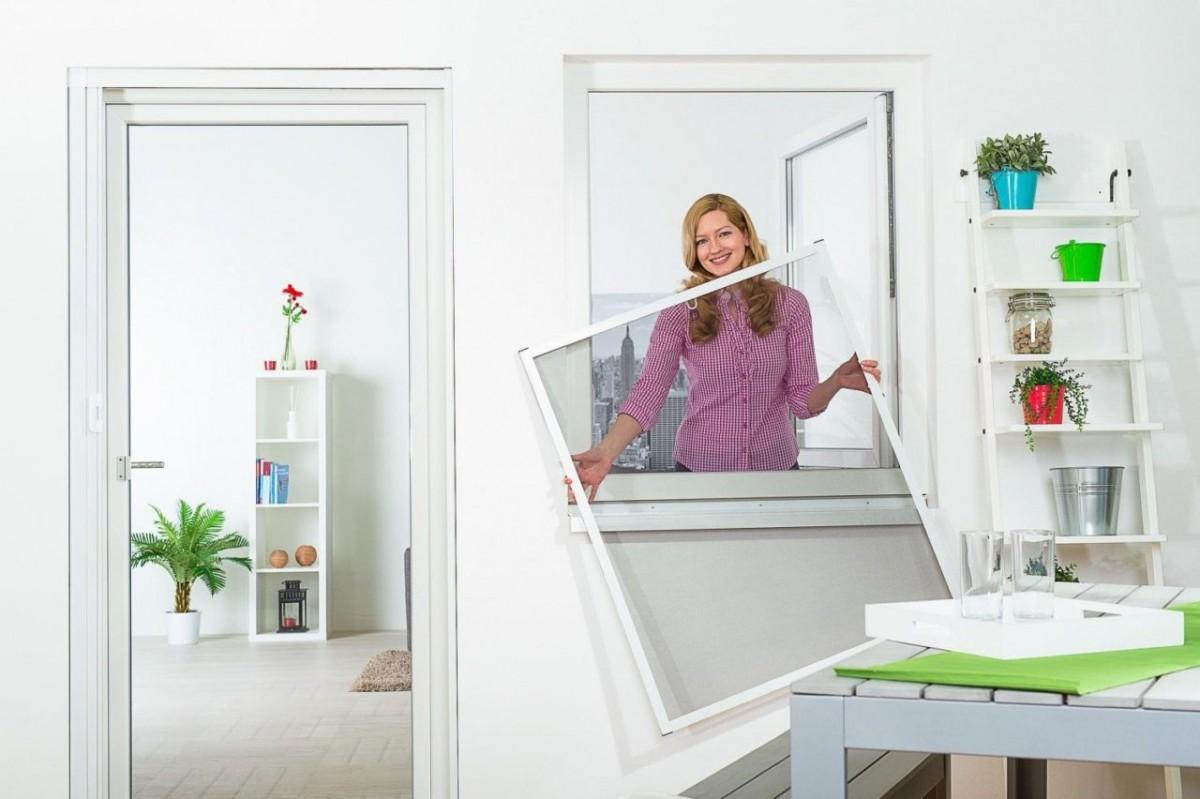 Преимущества защиты помещений с помощью москитных сеток для больших оконных и дверных проемов - обзор продукции