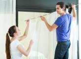 Как правильно повесить карниз для штор на стену, потолок