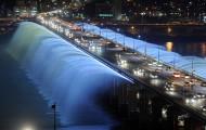 Мост-фонтан Банпо