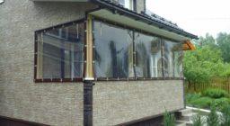 Мягкие гибкие окна