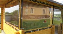 Мягкие окна тенты
