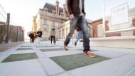 Новая тротуарная плитка