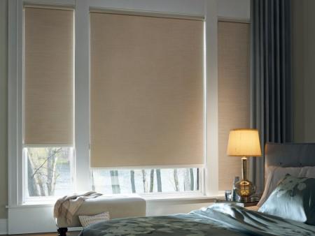 Плотные рулонные шторы