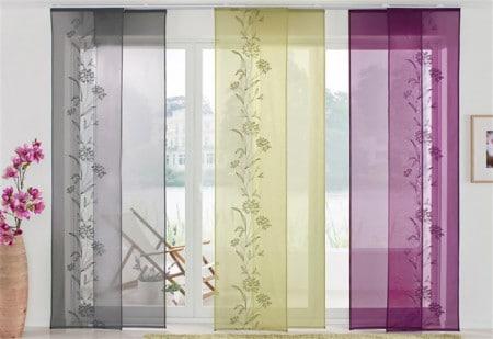 японские шторы своими руками самодельные восточные шторы повесить ткань