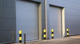 Промышленные рулонные воротаПромышленные рулонные ворота