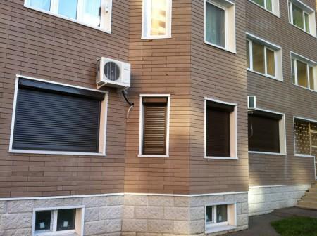 Рольставни для квартиры