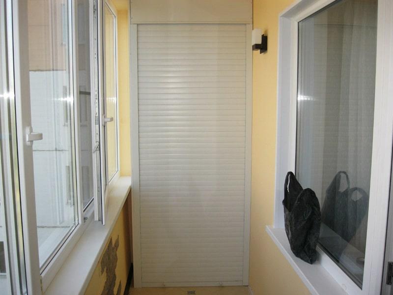 Рольставни на балкон купить в санкт-петербурге по выгодной ц.