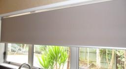 Рулонные шторы для больших окон