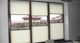 Шторы плиссе на пластиковые окна