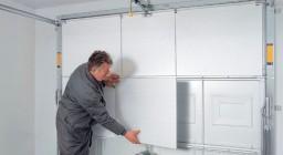 Инструкция – как утеплить ворота гаража своими руками изнутри. Выбор материала и нюансы монтажа