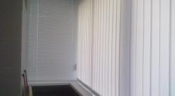 Вертикальные жалюзи для балкона