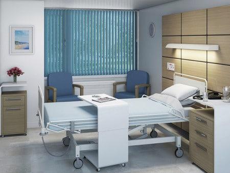 Жалюзи для медицинских учреждений