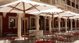 Зонты для кафе и ресторанов