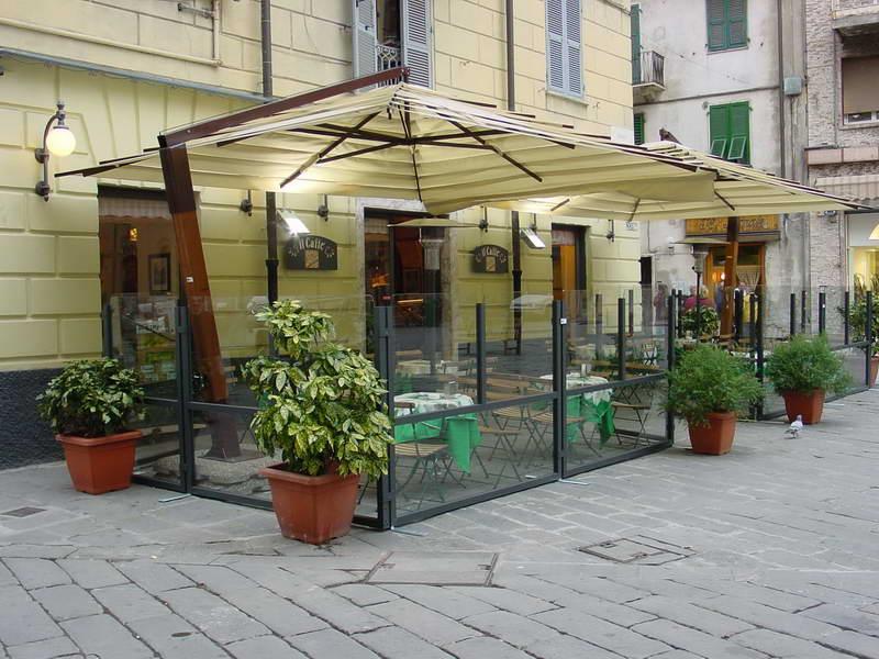 Зонты для летних кафе