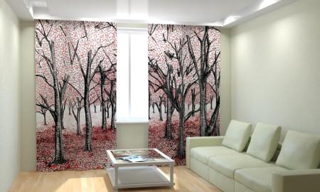 Ткань для японских штор