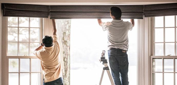 Основные способы установки: как крепятся жалюзи на пластиковые окна
