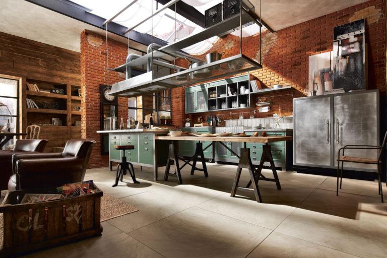 лофт для кухни