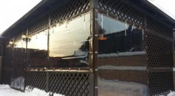 мягкие окна тонированные