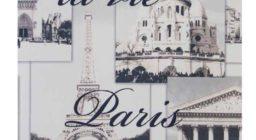 Париж голубой