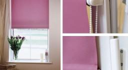 Как правильно выбрать и установить рулонные шторы?